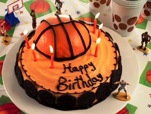 Поздравление баскетболистке с днем рождения