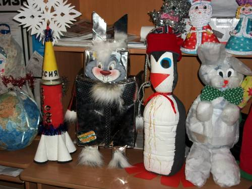 Конкурс новогодних игрушка своими руками