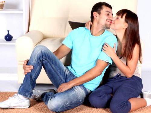Отношения с неопытным парнем